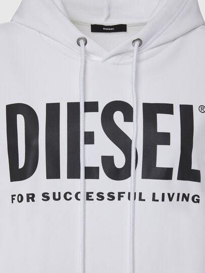 Diesel - D-ILSE-T, Weiß - Kleider - Image 4