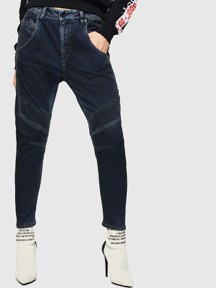 Fayza JoggJeans 069HY, Dunkelblau - Jeans