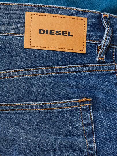 Diesel - D-Luster 009DG, Mittelblau - Jeans - Image 4
