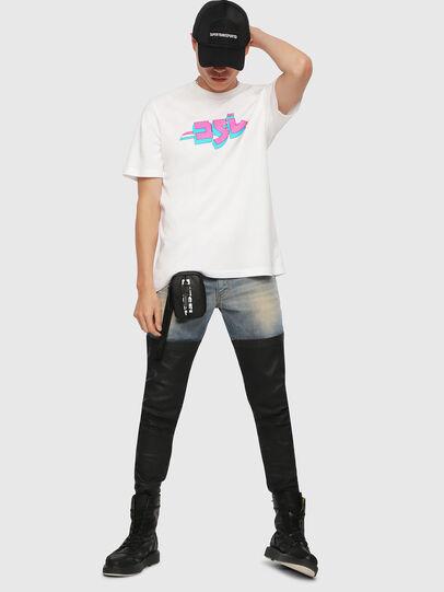 Diesel - T-JUST-YF,  - T-Shirts - Image 1