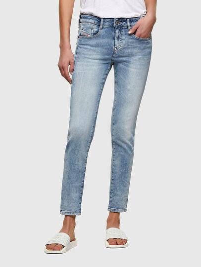 Diesel - D-Ollies JoggJeans® 069UX, Hellblau - Jeans - Image 1