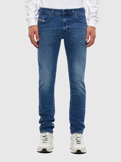 Diesel - Thommer 009MB, Mittelblau - Jeans - Image 1