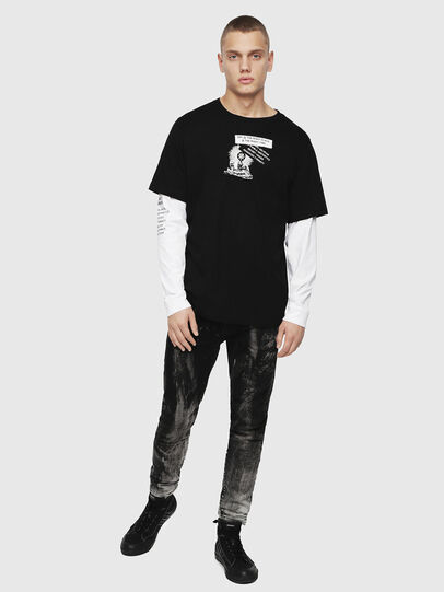 Diesel - T-SHOOT-YA,  - T-Shirts - Image 4
