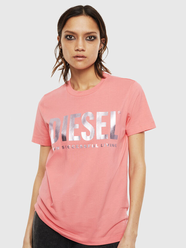 T-SILY-WX, Rosa - T-Shirts