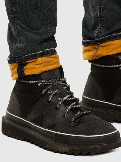 Diesel - KROOLEY JoggJeans® 069NS, Dunkelblau - Jeans - Image 5