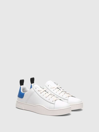 Diesel - S-CLEVER LOW LACE, Weiss/Blau - Sneakers - Image 2