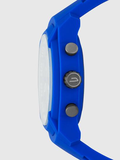 Diesel - DT1017, Brillantblau - Smartwatches - Image 4