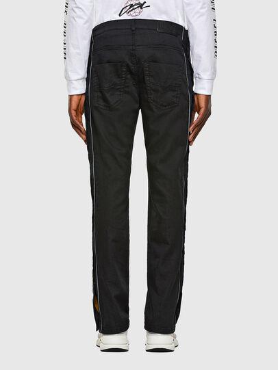 Diesel - Krooley JoggJeans 0KAYO, Schwarz/Dunkelgrau - Jeans - Image 2