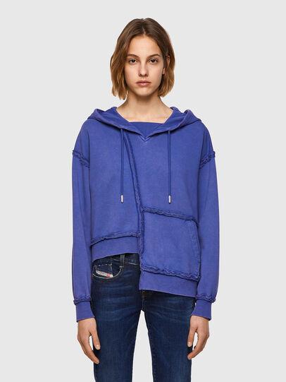 Diesel - F-MIKKY, Violett - Sweatshirts - Image 1