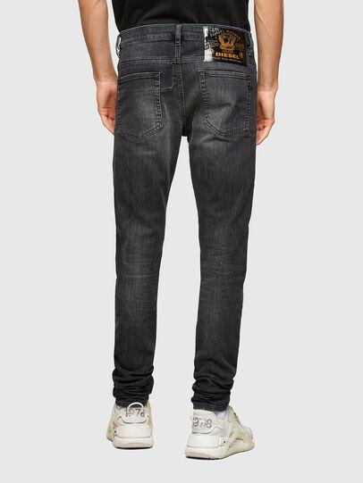 Diesel - D-Reeft JoggJeans® 009SU, Schwarz/Dunkelgrau - Jeans - Image 2