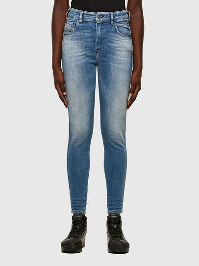 Diesel - Slandy High 009JI, Hellblau - Jeans - Image 1