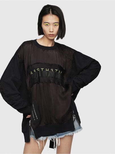 Diesel - F-TARAP-A,  - Sweatshirts - Image 1