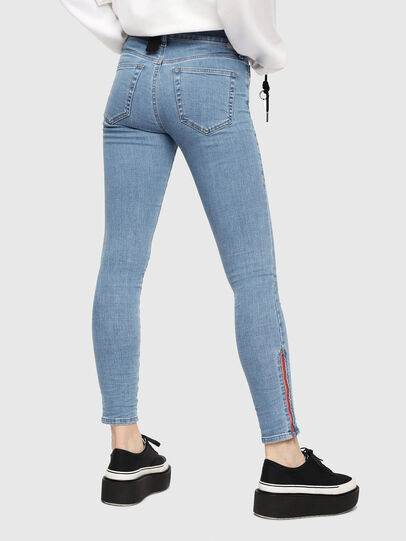 Diesel - Slandy Zip 069FN,  - Jeans - Image 2