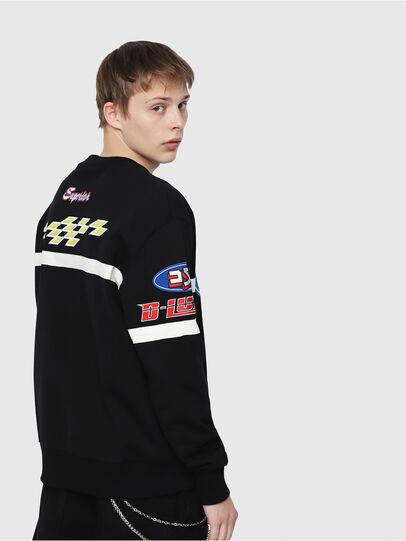 Diesel - S-BAY-YF,  - Sweatshirts - Image 2
