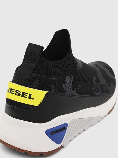 Diesel - S-KB SOCK QB, Schwarz - Sneakers - Image 5