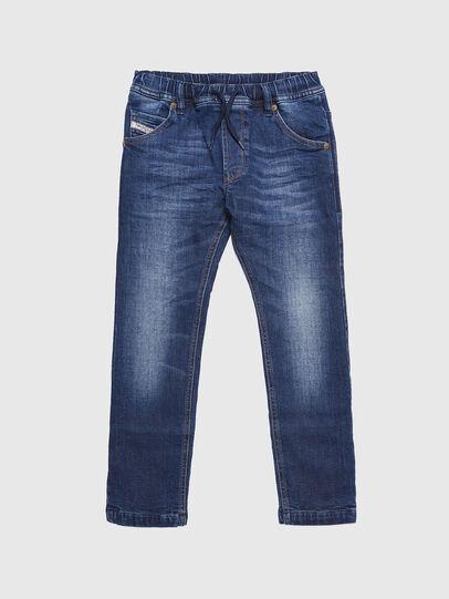 Diesel - KROOLEY-J F JOGGJEANS, Jeansblau - Jeans - Image 1