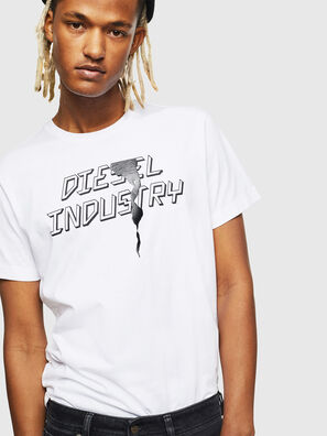 T-DIEGO-J25, Weiß - T-Shirts