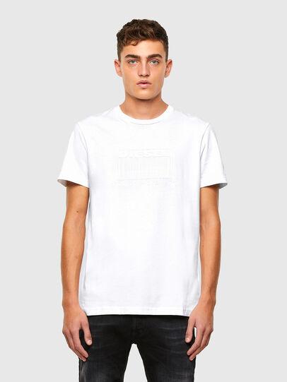 Diesel - T-DIEGOS-N35, Weiß - T-Shirts - Image 1
