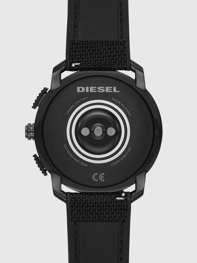 Diesel - DT2022, Schwarz - Smartwatches - Image 4