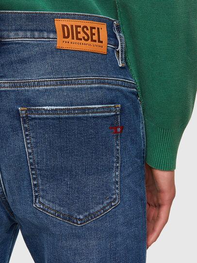 Diesel - D-Istort 009PU, Mittelblau - Jeans - Image 4