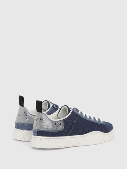 Diesel - S-CLEVER LOW LACE W, Blau - Sneakers - Image 3