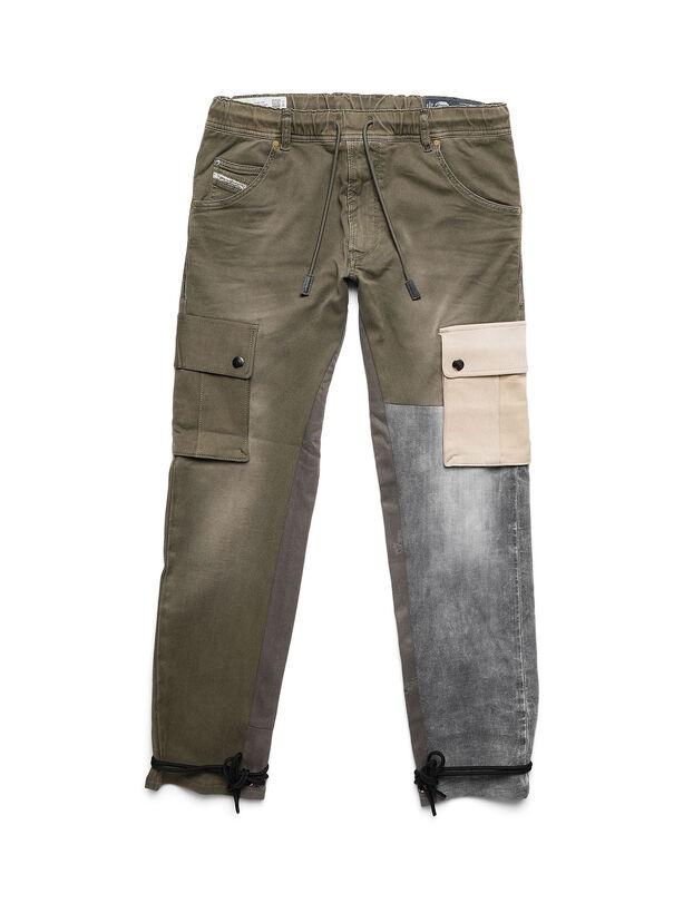 D-ARGO-JOGG, Armeegrün - Hosen