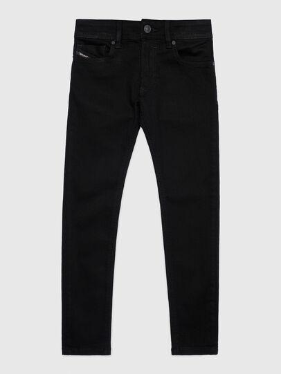 Diesel - SLEENKER-J-N, Schwarz - Jeans - Image 1