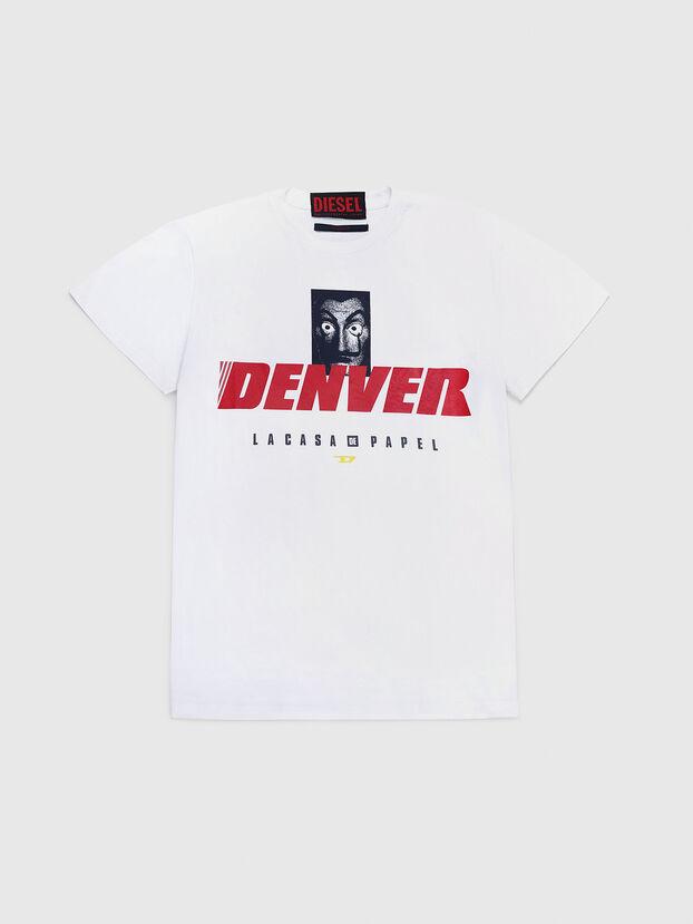 LCP-T-DIEGO-DENVER, Weiß - T-Shirts