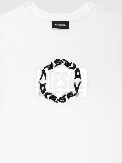 Diesel - TSILYRSUC ML, Weiß - T-Shirts und Tops - Image 3