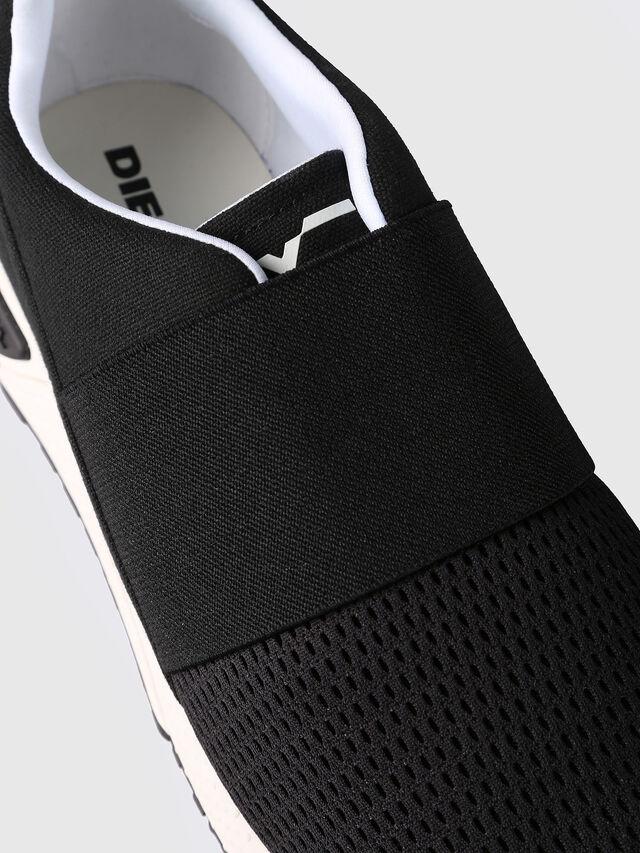 Diesel - S-KB ELASTIC, Schwarz - Sneakers - Image 4