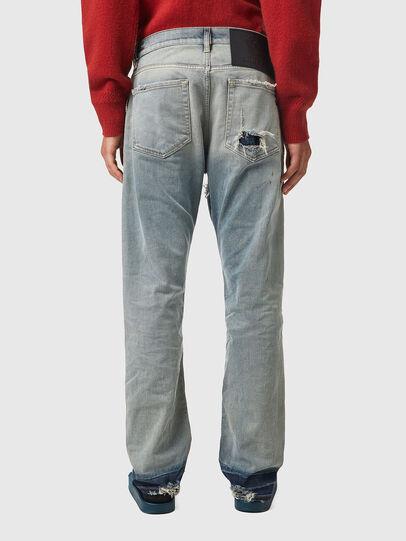 Diesel - D-Viker 09A21, Hellblau - Jeans - Image 2