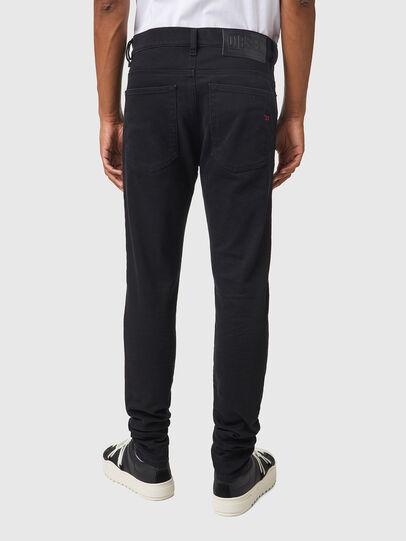 Diesel - D-Amny JoggJeans® Z9A29, Schwarz/Dunkelgrau - Jeans - Image 2