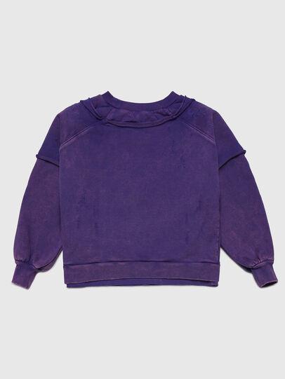 Diesel - STRATY, Violett - Sweatshirts - Image 2