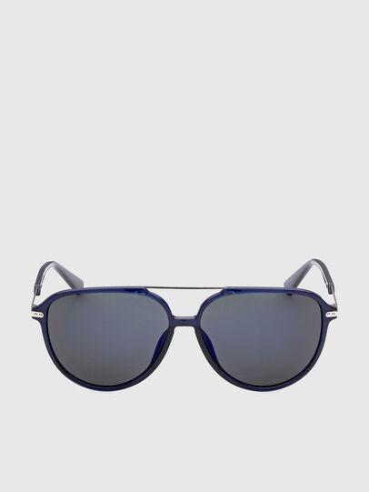 Diesel - DL0352, Blau - Sonnenbrille - Image 1