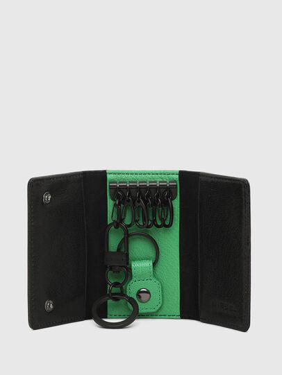 Diesel - KEYCASE II, Schwarz/Grün - Schmuck und Gadgets - Image 3