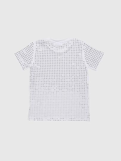 Diesel - TJRATY, Weiß - T-Shirts und Tops - Image 2