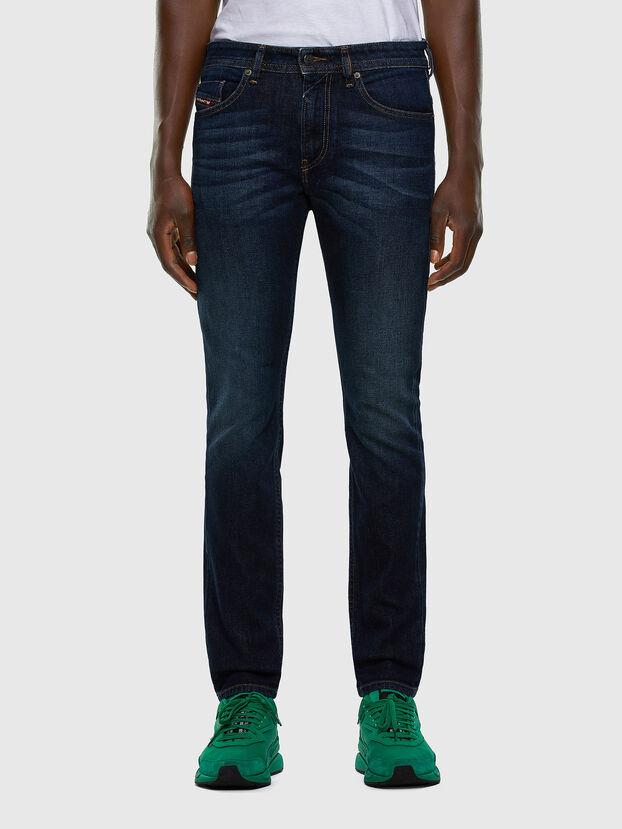 Thommer 009HN, Dunkelblau - Jeans