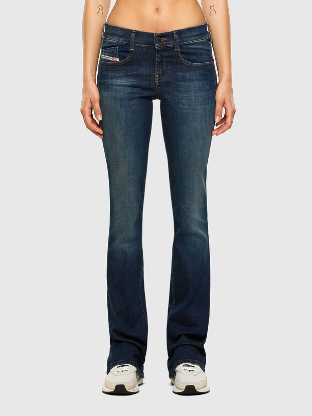 D-Ebbey 009HL, Dunkelblau - Jeans