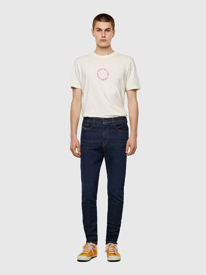 Diesel - D-Amny JoggJeans® Z69VI, Dunkelblau - Jeans - Image 5
