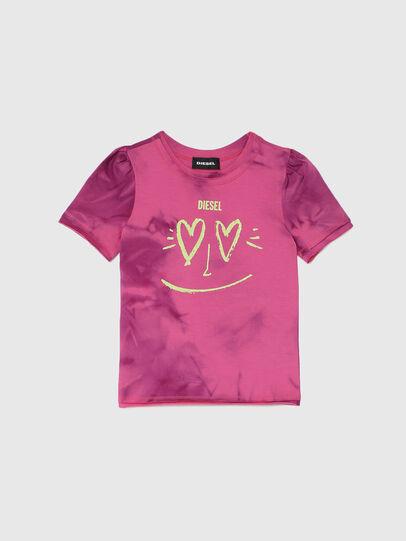 Diesel - TINTDB-R, Rosa - T-Shirts und Tops - Image 1