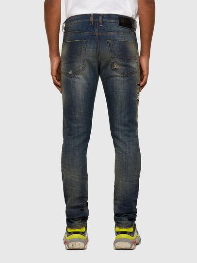 Diesel - Tepphar 009GP, Dunkelblau - Jeans - Image 2
