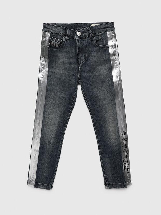 BABHILA-J, Mittelblau - Jeans