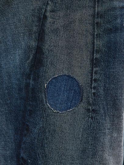 Diesel - Fayza JoggJeans 069PD, Dunkelblau - Jeans - Image 5