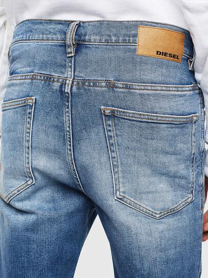 Diesel - D-Eetar 0096D, Hellblau - Jeans - Image 5