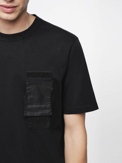 Diesel - T-WALLET,  - T-Shirts - Image 3