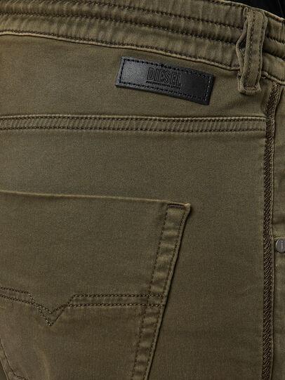 Diesel - KRAILEY JoggJeans® 0670M, Armeegrün - Jeans - Image 4