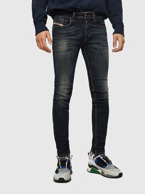 Sleenker 069FX, Dunkelblau - Jeans