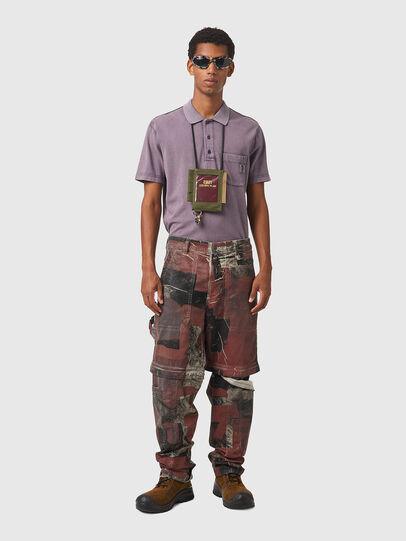 Diesel - D-Multy JoggJeans® 0CEAM, Rosa/Schwarz - Jeans - Image 6