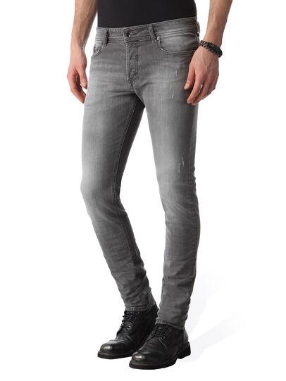 Diesel - Sleenker 0672J,  - Jeans - Image 3