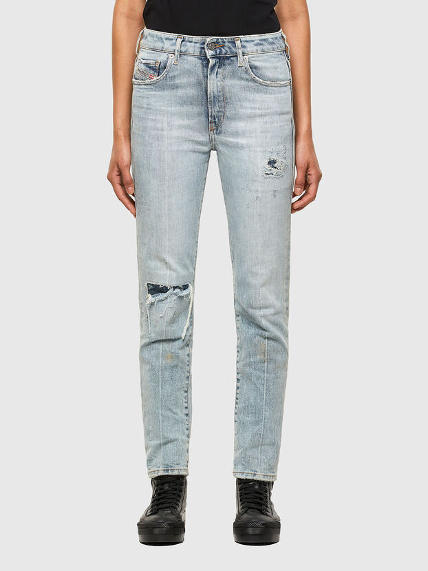D-Joy 009JR, Hellblau - Jeans
